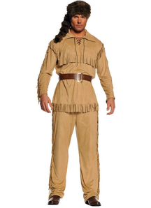 Indian Style Adult Costume