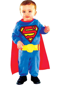 Infants Superman Costume