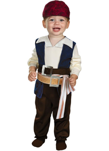 Jack Sparrow Infant Costume