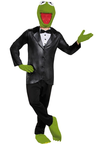 Kermit Teen Costume
