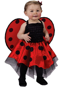Lady Bug Infunt Costume