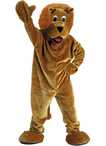 Lion Costume Adult