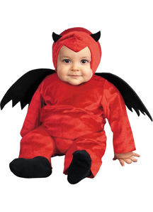 Little Devil Toddler Costune