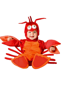 Lobster Toddler Costume