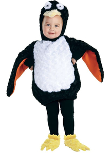 Lovely Penguin Toddler Costume