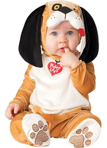 Lovely Puppy Toddler Costume