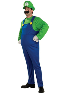 Luigi Halloween Plus Costume