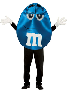 M&M'S Blue Set Adult