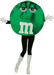 M&M'S Green Set Adult