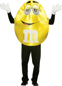 M&M'S Yellow Set Adult