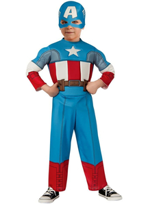 Marvel Captain America Toddler Costume