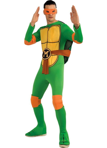 Michelangelo Tmnt Adult Costume