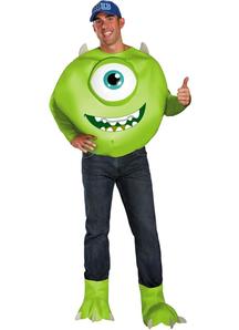 Mike Adult Plus Costume