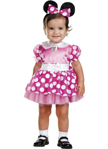 Minnie Mouse Infant Costume
