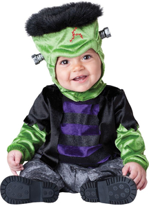 Monster Boo Toddler Costume