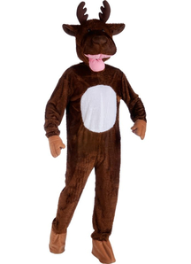Moose Adult Costume