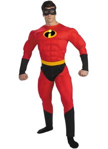 Mr Incredible Adult Costume