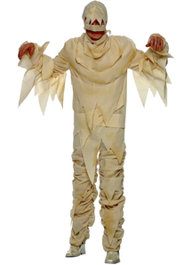 Mummy Halloween Adult Costume