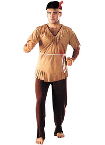 Native American Man Adult Costume
