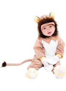 Nice Lion Toddler Costume