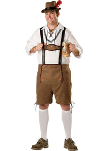 Oktoberfest Man Adult Costume