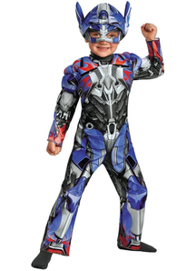 Optimus Prime Toddler Costume