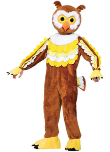 Owl Adult Costume