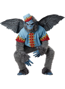 Oz The Great And Winged Monkey Adult Costume