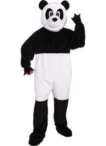 Panda Mascot Men Costume