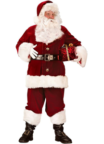 Perfect Santa Adult Costume