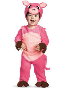 Pink Pig Toddler Costume