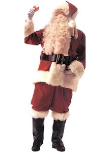 Prestige Santa Claus Adult Costume