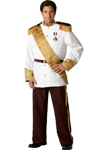Prince Charming Adult Plus Size Costume
