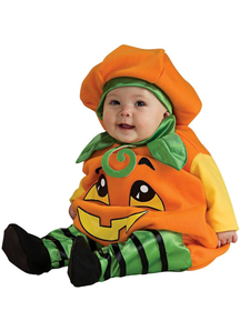 Pumpkin Halloween Infant Costume