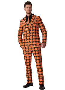 Pumpkin Suit For Adults