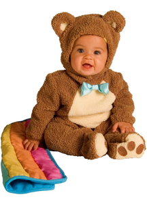 Rainbow Bear Infant Costume