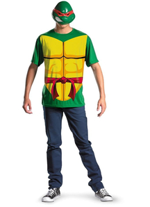 Raphael Adult Plus Costume