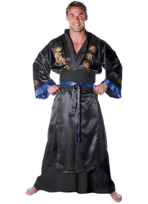 Samurai Men Costume