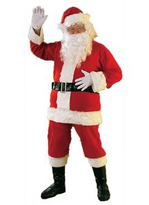 Santa Claus Costume Adult