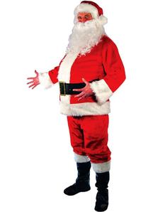 Santa Suit Adult For Men