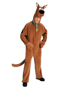 Scooby Doo Adult Costume