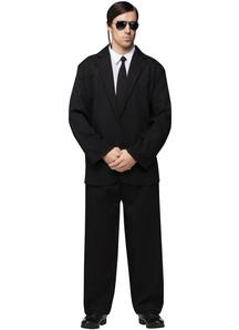 Secret Agent Adult Costume