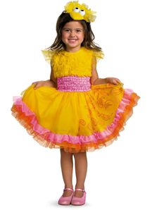 Sesame Street Big Bird Toddler Costume
