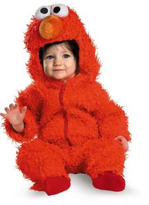 Sesame Street Elmo Toddler Costume