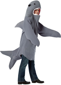 Shark Adult Costume - 11145