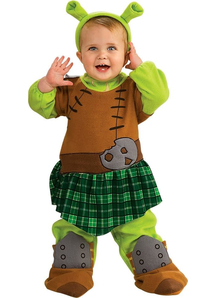 Shrek 4 Warrior Fiona Infant Costume