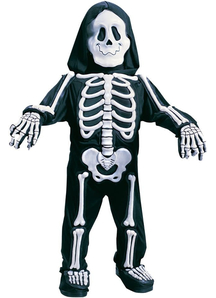 Skeleton 3D Toddler Costume