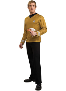 Star Trek Gold Shirt Adult