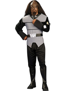 Star Trek Klingon Adult Costume