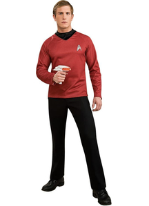 Star Trek Red Shirt Adult